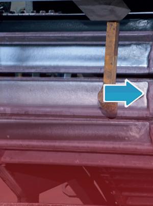 Alumınum Casting Conveyor